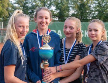 Nordbayerischer Meister U14w 2018